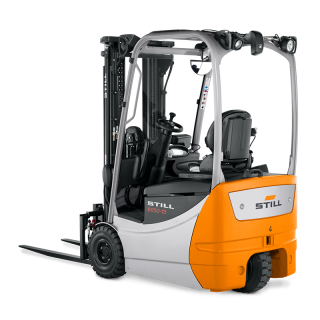 RX 50 1.0-1.6 t Electric Forklifts