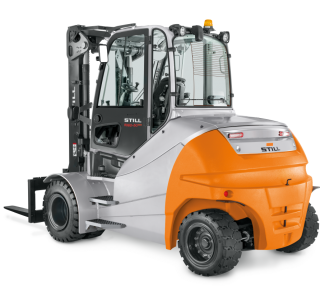 RX 60 6.0-8.0 t Electric Forklifts