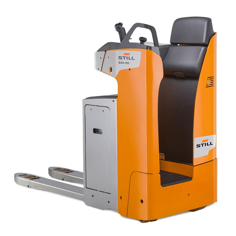 SXH Stand-in Pallet Truck